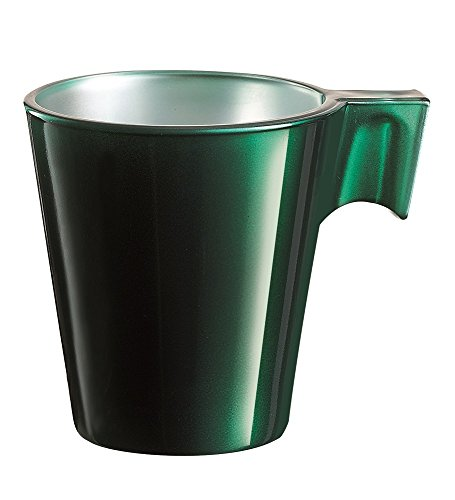 Luminarc Flashy Green Expresso Cup 2.75oz.(12pc Display) (Luminarc Coffee Cup compare prices)