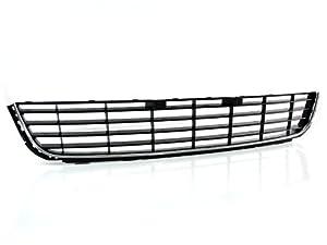 amazoncom   volkswagen mk golfjetta sportwagen front bumper  center grille black
