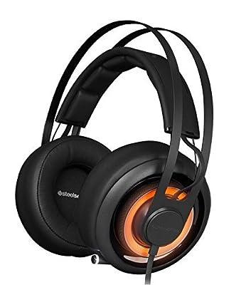 Siberia Elite Prism Gaming Headphones-Jet Black