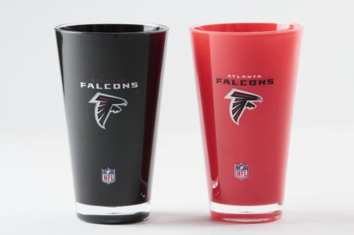 Atlanta Falcons NFL Tumbler Set by Unknown