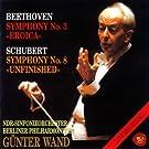 Beethoven:Sym.3 & Schubert Sym