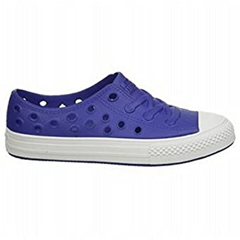 Converse All Star Rockaway Shoes - Radio Blue / White - UK 13.5