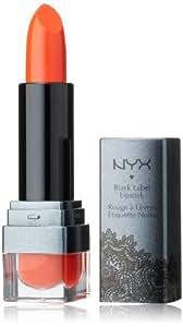 NYX Cosmetics Black Label Lipstick, Citrine