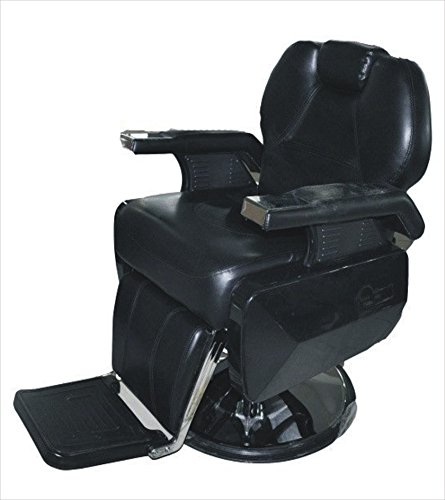 Exacme Hydraulic Recline Barber Chair Salon Beauty Spa Shampoo Chair Black 8702
