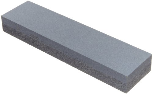Norton Crystolon Combination Oilstone, Fine/Coarse, 1 x 2 x 8″