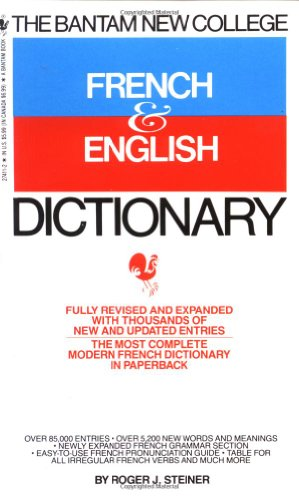 Bantam New College French and English Dictionary (Bantam...