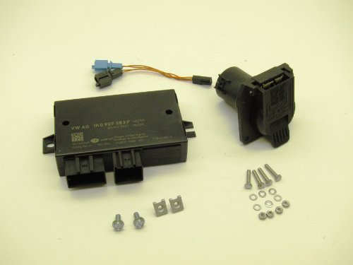 5N0-055-204-Na Volkswagen Tiguan Trailer Hitch Electrical Installation Kit