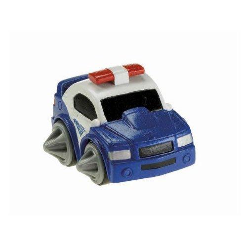 Fisher-Price Rev 'n Go Stunt Vehicle: Police Car - 1