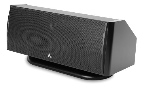 Atlantic Technology 4400C-Blk Thx Certified Center Channel Speaker (Single, Black)