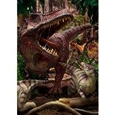 【 3Dカード / 恐竜 】 ハンティング 福井県立恐竜博物館 監修