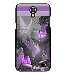 ColourCraft Dancing Angels Design Back Case Cover for SAMSUNG GALAXY MEGA 2