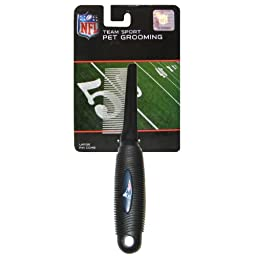 Pets First NFL New England Patriots Pet Grooming Comb
