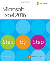 Microsoft Excel 2016 Step by Step Front Cover