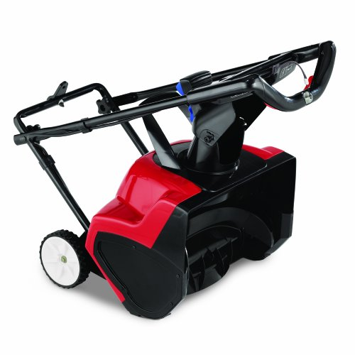 Best Small Electric Snow Blower : Toro electric curve snow blower review
