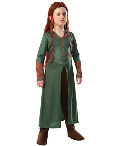 The Hobbit: Desolation of Smaug: Child Tauriel Costume