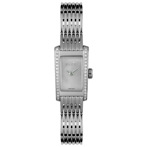 dd60028a7af Best Buy On GUCCI Women s YA086502 8600 Collection Diamond Stainless ...