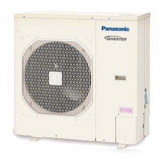 Panasonic AC CU-KE36NKU Ductless Air Conditioning, 16 SEER Ductless Mini-Split Heat Pump - 36,000 BTU (Outdoor Unit) (36000 Btu Unit compare prices)