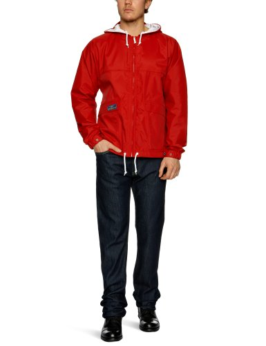 Henri Lloyd Adventure MK II Jacket Men's Coat Signal Red X-Large