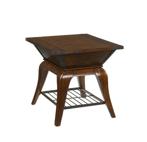 Cheap Hammary New Haven End Table (174-915)