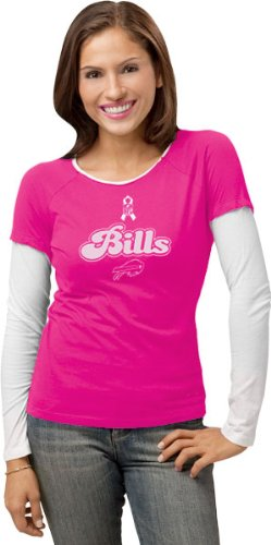 Buffalo Bills Women's Pink Breast Cancer BCA