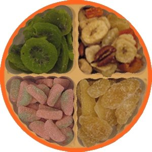 Morrow's Premium Nut, Dried Fruit and Candy Gift