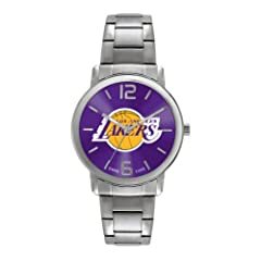 Los Angeles Lakers Game Time All Around Ladies Wrist Watch by Game Time