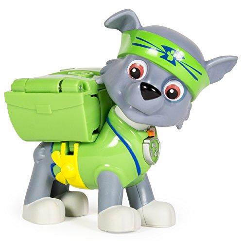 Paw Patrol Hero Pup Toy - Karate Rocky
