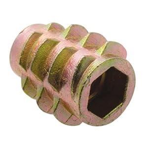 10-32 Int. Thd., .512 Lg., Flushed, E-Z Lok Hex Drive Knife Thread