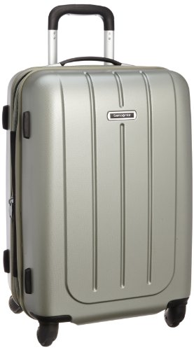 Samsonite Enorme spinner Polycarbonate 59 cms Grey Hard Sided Suitcases