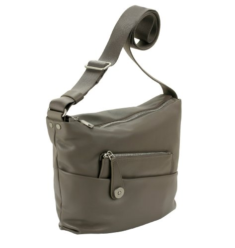 Mandarina Duck Boboli, Borsa tote donna beige colour depending on light taupe
