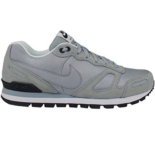 Nike Air Waffle Trainer, Herren Sneakers, Grau (Wolf grey/wolf grey-blk-white 092), 47.5 EU