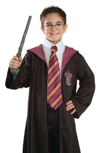 Harry Potter Tie Costume Accessory - 1