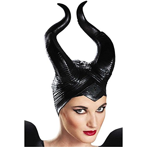 Maleficent Deluxe Horns - One Size