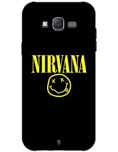 Nirvana case for Samsung Galaxy J5 (2015)