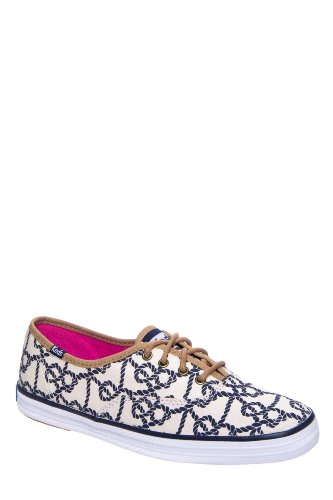 Keds Women's Champion Knot Low Top Sneaker