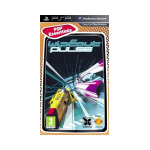 WipEout: Pulse - PSP