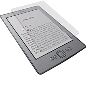 6 Pack Clear Screen Protector For Amazon Kindle 4 4th Generation 2011