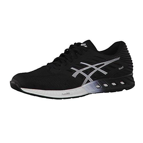 Asics fuzeX Black White Onyx 42