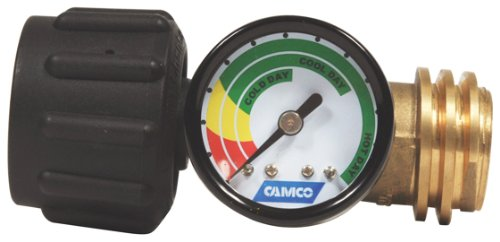 Camco 59023 Propane Gauge/Leak Detector