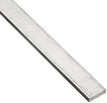 Aluminum 6061-T6511 Rectangular Bar, AMS QQ-A-200/8, ASTM B221