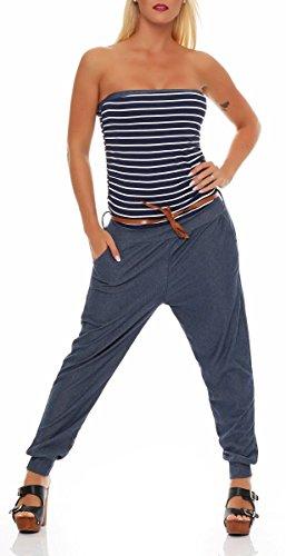 malito-hosenanzug-marine-im-jeans-look-jumpsuit-bandeau-romper-strampler-tragerlos-hosenanzug-playsu
