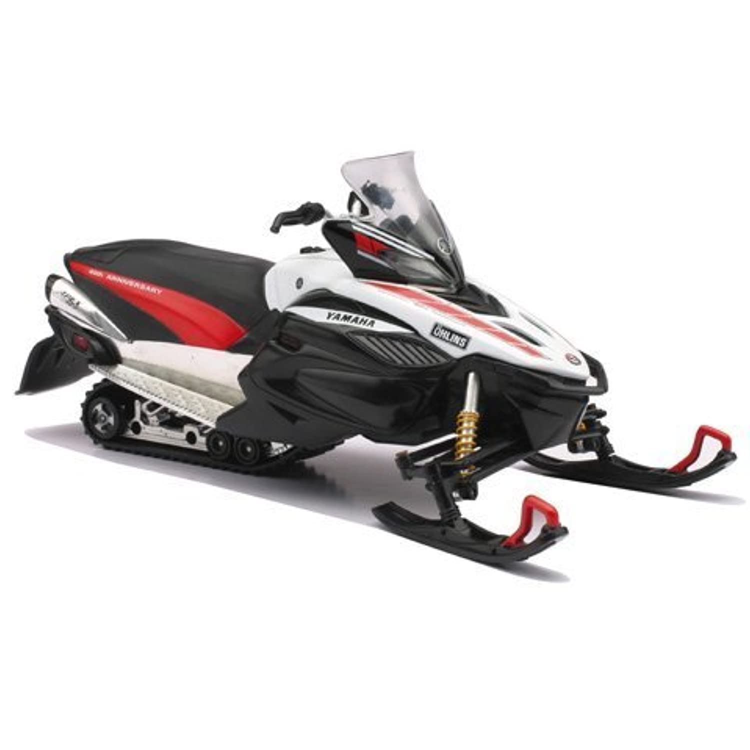 New ray toys 1 12 scale snowmobile yamaha rx 1 42887 by for New yamaha snowmobile