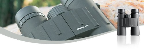 Minox 8 X 42 Binoculars