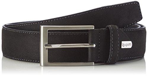 bugatti-mens-belt-black-115-cm