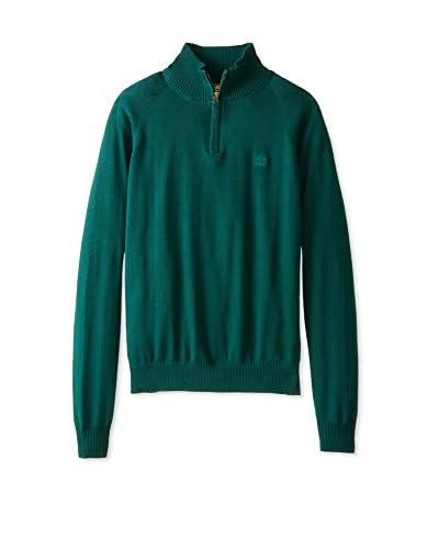 Timberland Men's 1/4 Zip Sweater