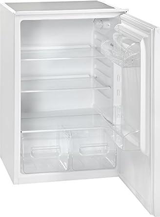 Bomann VSE 228 Réfrigérateur A+ H 88 cm 120 kWh 145 Litres Blanc (Import Allemagne)