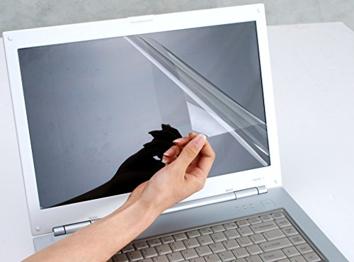 Best Price! COOSKINTM Anti-glare(matte) Clear LCD Screen Protector Film for 15.6 Inch 16:9 Laptop No...