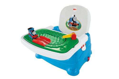 Check Out This Fisher-Price Thomas and Friends Tray Play Booster Seat