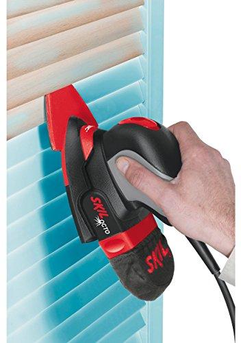 Skil-Multischleifer-7207-100-W-Staubfilterbox