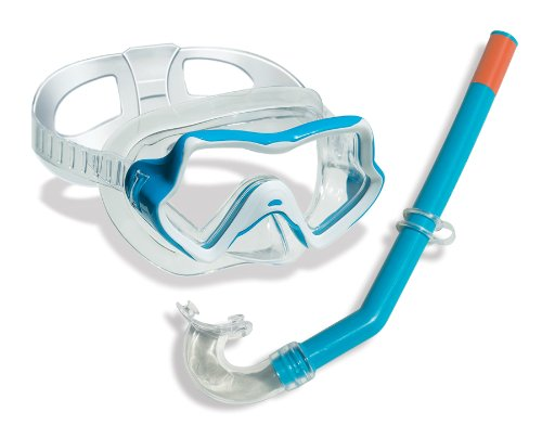 Swimline Thermotech Mask And Snorkel Set front-779800